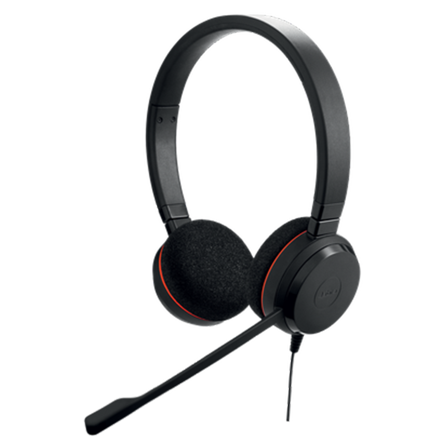 Tai nghe Jabra Evolve  20 MS Stereo (USB - A)
