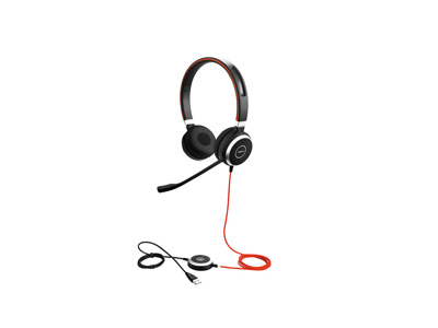Tai nghe jabra evolve 40MS stereo